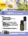 Tranquility Essential Oil Uses