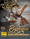 Barrique Wine Charms