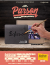 Parson Calligraphy Slate
