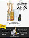 essential oil diffusers flyer