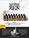 essential oils flyer