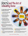 essential oil everyday uses flyer