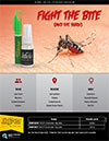 insect repellant + sunscreen sellsheet