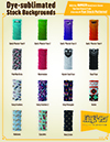 head & neck sleeve stock patterns